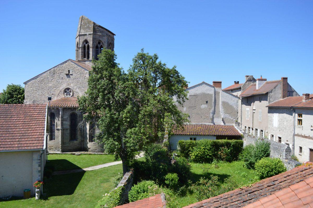 Charroux © OT Val de Sioule