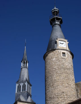 Saint-Pourçain-sur-Sioule © OT Val de Sioule