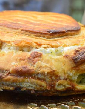 Pâté aux pommes de terre © OT Val de Sioule