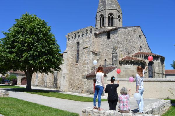 Église Saint-Jean-Baptiste © OT Val de Sioule