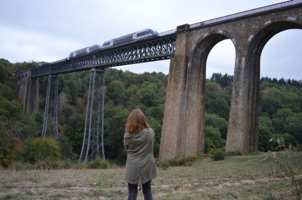 Viaduc du Belon © OT Val de Sioule