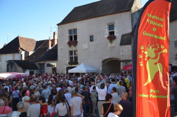 Festival Viticole et Gourmand © D. Boulicot