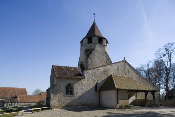 Église de Louchy-Montfand © JP Dizès