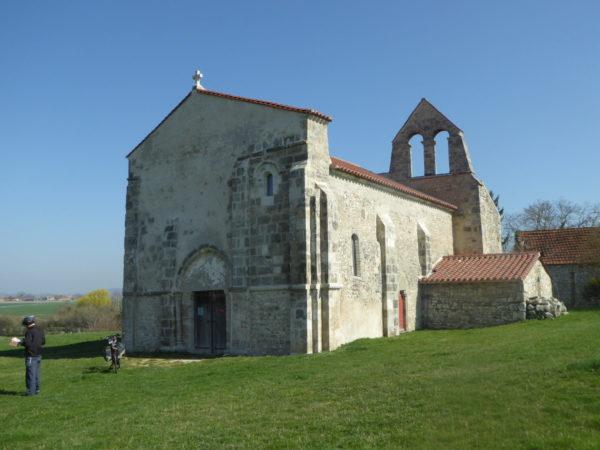 Église de Taxat-Senat © OT Val de Sioule
