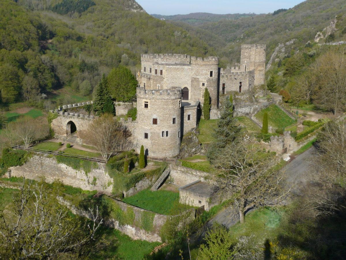 Château de Chouvigny © A. Piroche