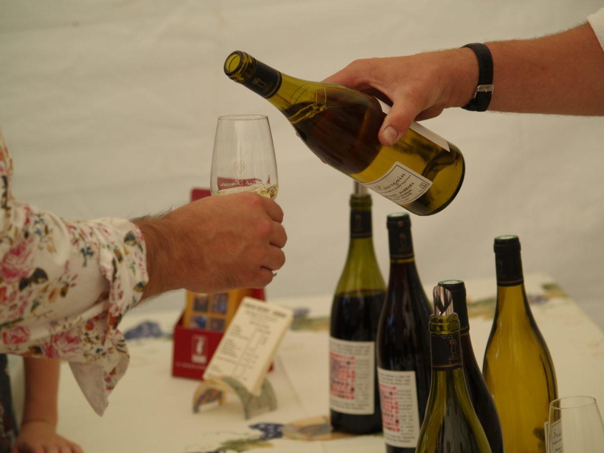 Les vins de Saint-Pourçain © OT Val de Sioule