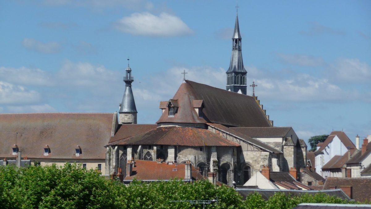 Saint-Pourçain-sur-Sioule © M. Poligny